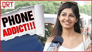 Are Girls Fond of Texting |  Bollywood Emojis, Memes And Trolls | Quick Reaction Team