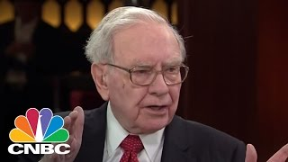 Warren Buffett: Wal-Mart Under A Lot Of Pressure | CNBC