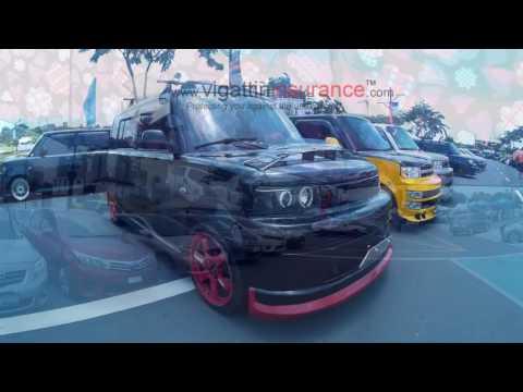 ToyotaFest 2016 Philippines at  GBC