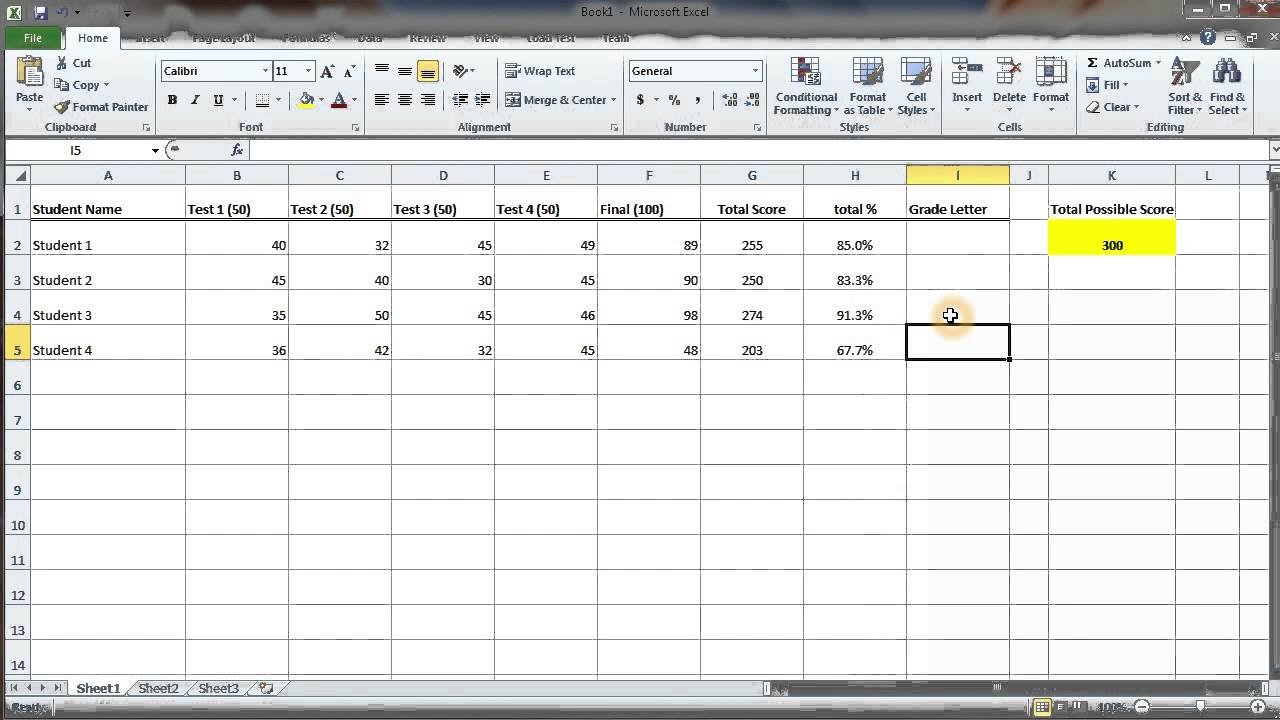 how to add letter head in excel