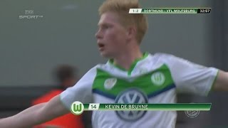 Kevin De Bruyne vs Borussia Dortmund ( DFB-Pokal Finale 2015 ) • HD 720p by xDeBruyne14i