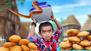 CHOTU KI SAANP SEEDI   छोटू की सांप सीढ़ी   Khandesh Hindi Comedy   Chotu Comedy Video