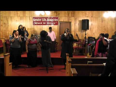 "You Are Holy ""Worship Flow"" Greater Life Ministries Featuring Elder Bettina Wilson"