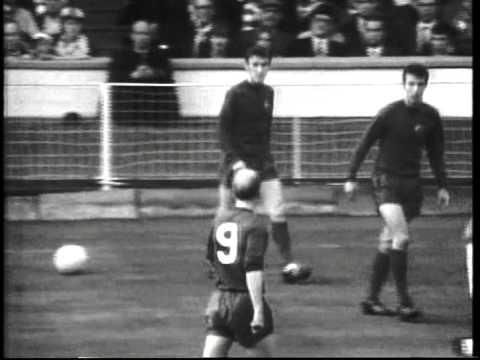 Final European Cup 1968 - Manchester United - Benfica - 1st half (Copa de Europa)