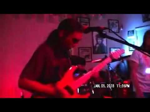 Donnaha Station Band ~ Blue Jeans Blues;  Demo