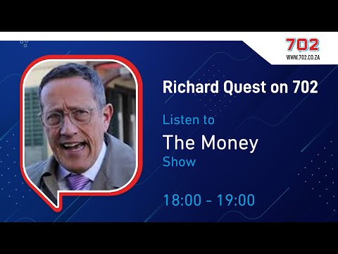 """""""Your Entire Economy Was Hijacked! How Many People Are In Prison?"""" - Richard Quest"""