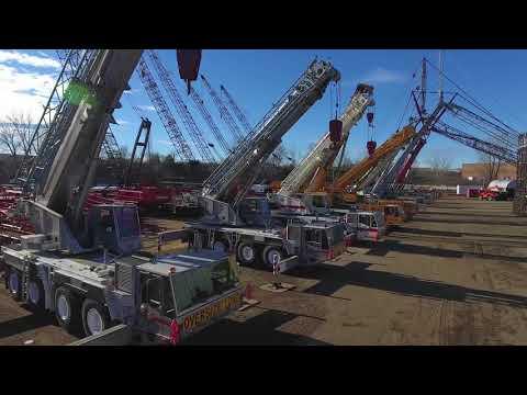 Eagan, MN heavy equipment auction Dec 5, 2017