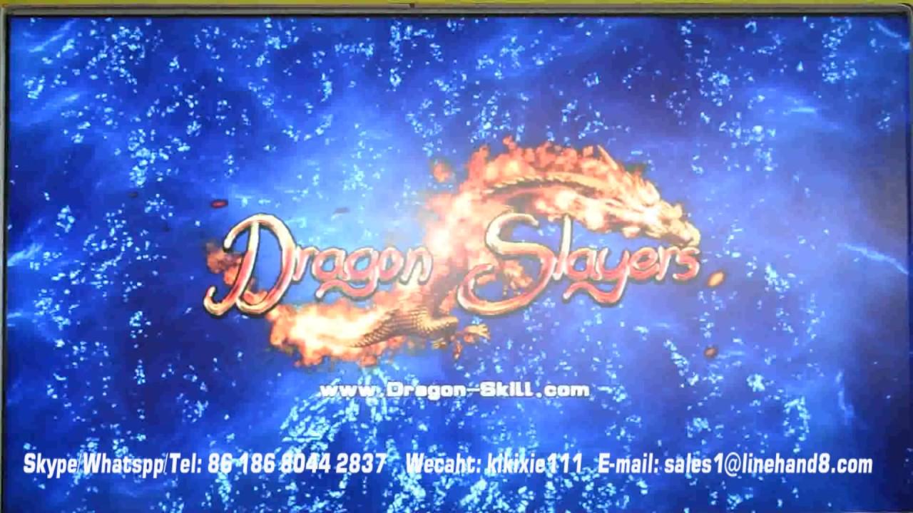 USA Dragon Slayer fishing game machine/fish gambling table game fish ...