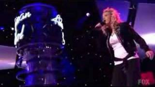 Carrie Underwood - Alone (American Idol - Season 4 / 2005)