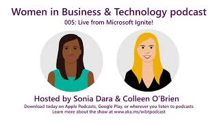 Episode 5 - Live from Microsoft Ignite!