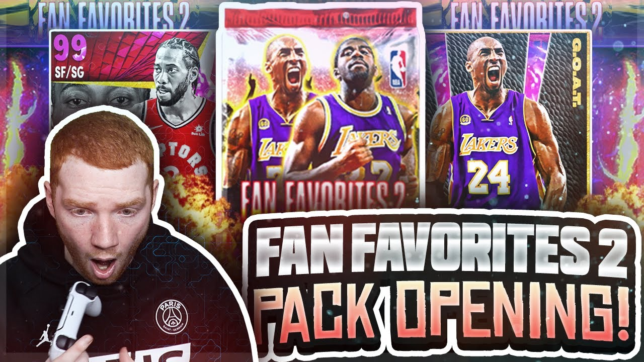 Crazy *FAN FAVORITES 2* Pack OPENING!! JUICED Box TOPPERS!! (NBA 2K21 MyTeam)