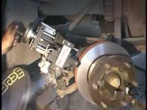How To Use A On Car Brake Lathe
