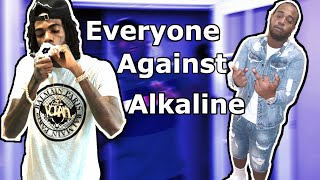 Alkaline Is Every Artist Target Teejay Next In Line ** Jahmiel **