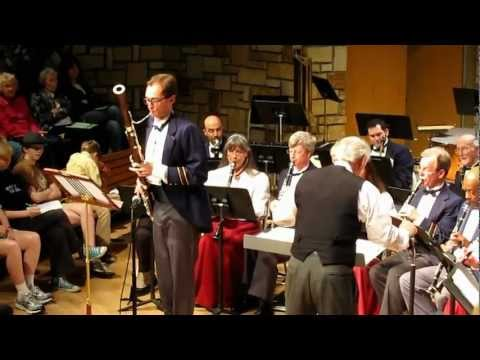 Lucy Long, Bassoon Solo by Alex Legeros and Edina's Sousa Band
