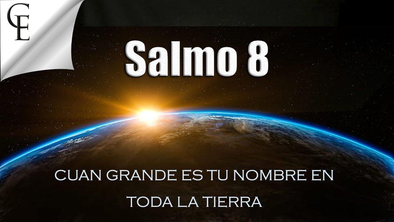 Orando a la luz del Salmo 8   ORACION PODEROSA