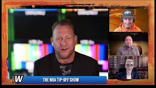 NBA Picks and Predictions   Free NBA Playoff Picks   Tip-Off Show for June 23