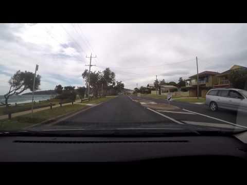 mornington peninsula drive  to Sorrento from Cranbourne North