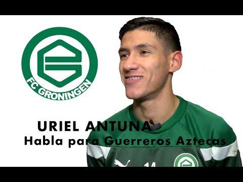 URIEL ANTUNA QUIERES CONOCERLO ? JUGADOR FICHADO POR EL MANCHESTER CITY !!!
