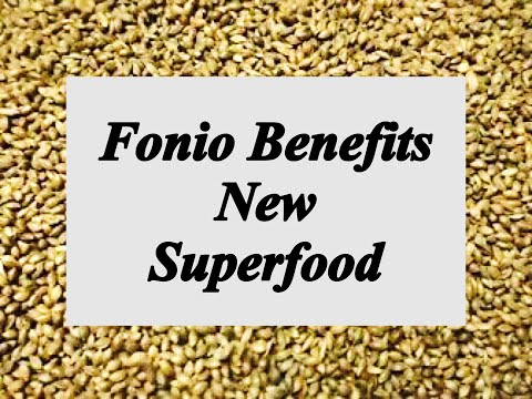 Fonio Benefits A New Super Food Tasty A Superfood that comes from Africa
