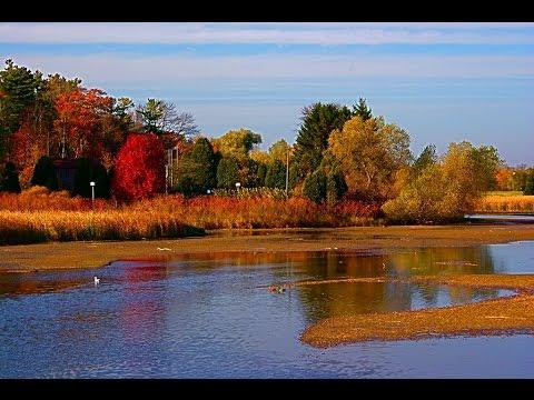 A Walk Around Lincoln Park, Manitowoc, Wisconsin