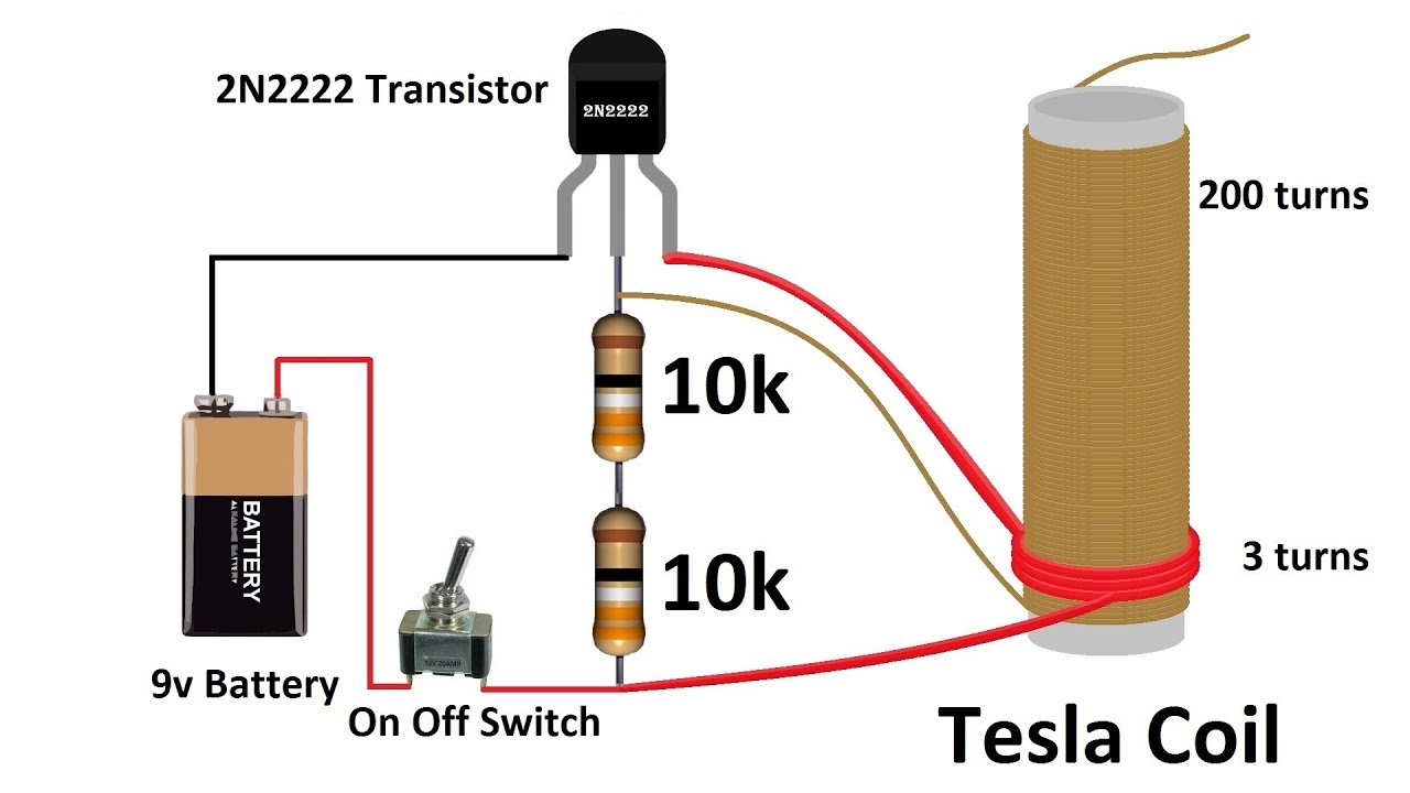 Tesla battery schematic