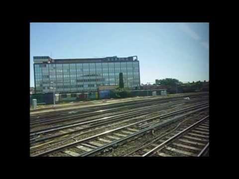 Tren de Londres a Windsor