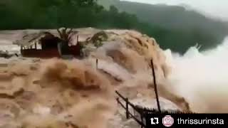 Athirappilly waterfall |angry mode|