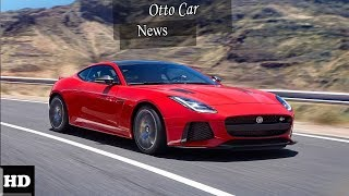 HOT NEWS  !!!  2018 Jaguar F type Exterior Overview