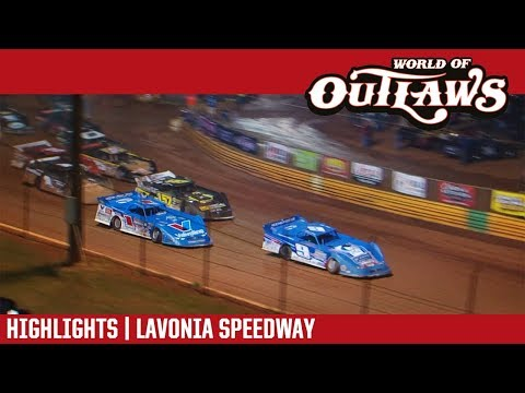 World of Outlaws Craftsman Late Models Lavonia Speedway May 3, 2018 | HIGHLIGHTS