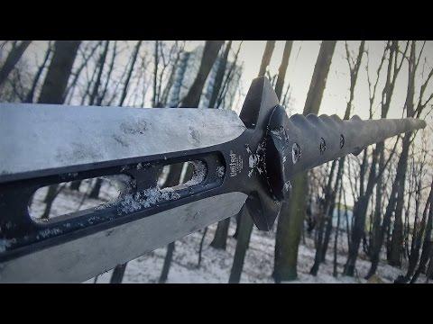 How Far I Can Throw a Spear? (The M48 Talon Survival Spear)