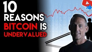 10 Reasons why  Bitcoin is Under Valued