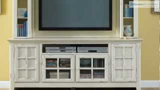 New Generation White Entertainment Collection From Liberty Furniture