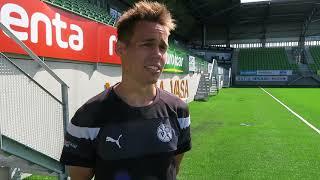 VPSTV: Juha Hakolan haastattelu IFK Mariehamn -ottelun jälkeen
