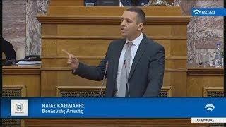 Σφοδρή επίθεση Κασιδιάρη στην Επιτροπή για την Μακεδονία