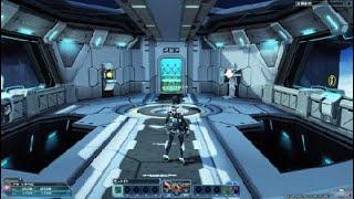 Phantasy Star Online 2 - M/KB Test