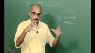 Mod-03 Lec-06 Morphological Characterization: Static vs dynamic methods of size analysis