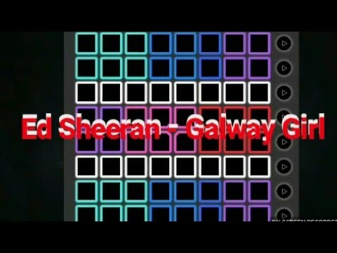 ed-sheeran---galway-girl-(flyboy-remix)-(lyrics)-||-unipad-cover
