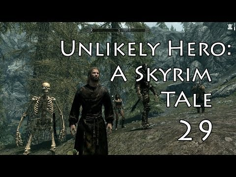 Unlikely Hero:A Skyrim Tale- Part 29 (Blood in the streets of Markarth)