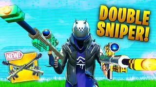 CRAZY *DOUBLE* SNIPER TRICK! - Fortnite Funny WTF Fails and Daily Best Moments Ep.1368