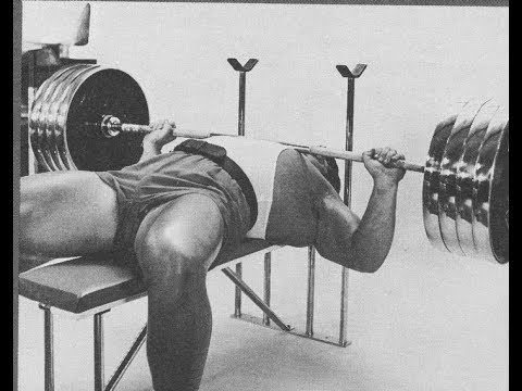 Pat Casey - King of the Bench Press