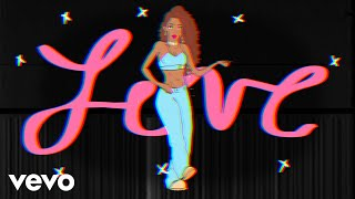 Смотреть клип Victoria Monét - New Love (Official Lyric Video)