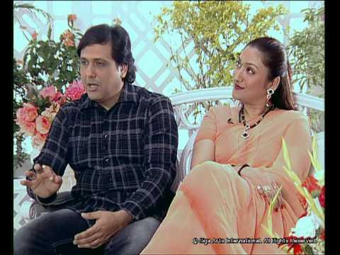 Rendezvous with Simi Garewal Govinda & Sunita