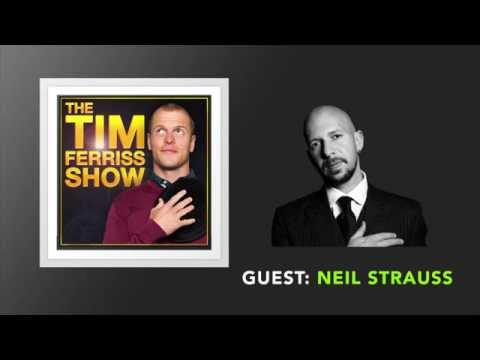 Interviewing Tips | Neil Strauss - Part 4 | Tim Ferriss Show (Podcast)