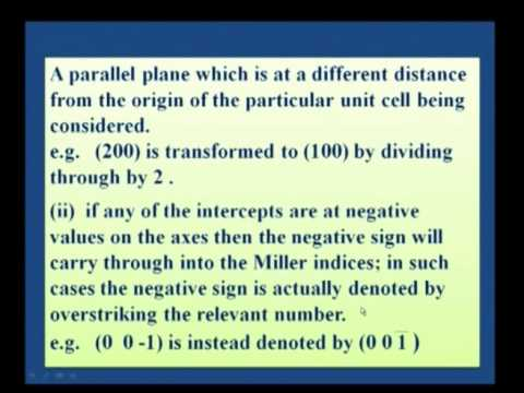 Crystal Structure And Thermal Properties 12