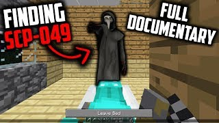 Minecraft: The SCP-049 Documentary