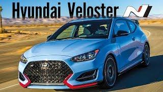 Hyundai Veloster 2019 Ahora s que promete deportividad смотреть