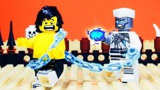 Lego Ninjago Hunted Fat Ninja Prison Break Adventure