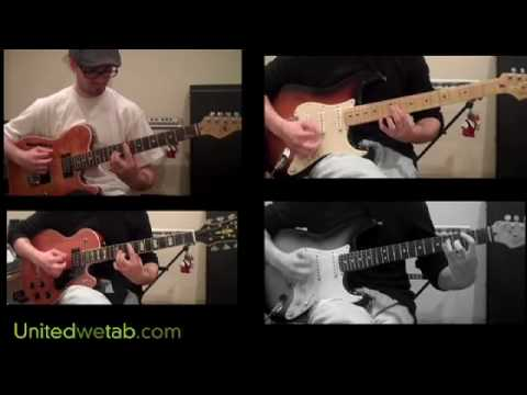 Blink 182 - Adam's Song Guitar