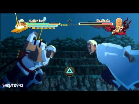 NARUTO Shippuden: Ultimate Ninja Storm 3 [PS3] Playthrough Part: 26 | Two Suns [8-2]