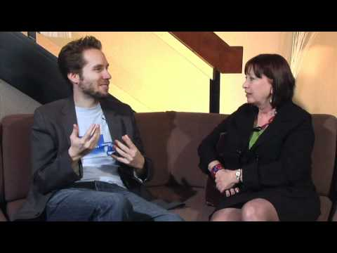 Patricia Brusha interviews Trend Hunter's Jeremy Gutsche at Online Revealed 2010 (Part 2)